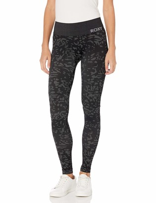 Roxy Women's Make My Way Fitness Leggings