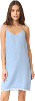 Splendid Chambray Slip Dress