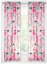 "Crayola Night Owl Curtain Panel (50""x84"")"