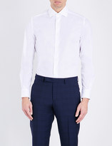 Corneliani Slim-fit cotton shirt