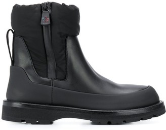 Moncler Brenda padded ankle boots