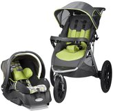 Evenflo Victory Jogging Travel System, Embrace Infant Car Seat, Tucson