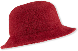Pia Rossini Elliott Faux-Fur Bucket Hat