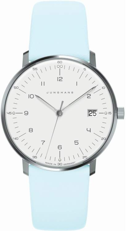 Junghans Ladies max bill Damen Watch 047/4254.00