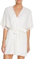 Flora Nikrooz Leslie Matt Charm Cover-Up Robe