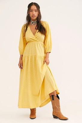 The Endless Summer Like Air Midi Dress