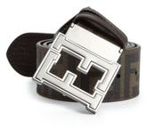 Fendi Colorado Zucca Reversible Belt