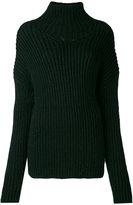 A.F.Vandevorst chunky knit jumper - women - Acrylic/Alpaca/Virgin Wool - S