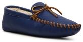 Ralph Lauren Final Sale Ian Leather Slipper