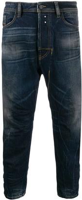 Diesel Drop-Crotch Jeans
