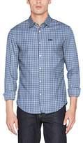 BOSS GREEN Men's C-Buster 10198166 01 Casual Shirt, Blue ( Blue 423)