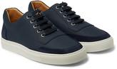 Harrys Of London - Mr. Jones 2 Leather-panelled Suede Sneakers