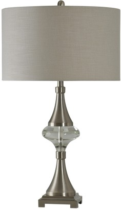 Brushed Table Lamp
