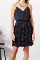 Greylin Naya Ruffle Dress