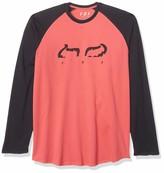Fox Mens Strap Short Sleeve Airline Premium T-Shirt