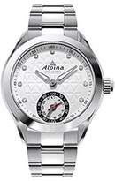 Alpina Women's Horological Smartwatch Diamond Swiss Quartz Watch AL-285STD3C6B