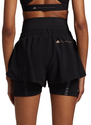 adidas by Stella McCartney Truepur Athletic Shorts