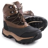 Hi-Tec Snow Peak 200 Snow Boots - Waterproof, Insulated, Leather (For Women)