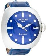 Locman Luna Watch w/ Alligator Strap