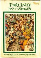 One Kings Lane Vintage Fairy Tales by Hans Andersen