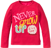 Oilily Red 'Never Grow Up' Top - Toddler & Girls