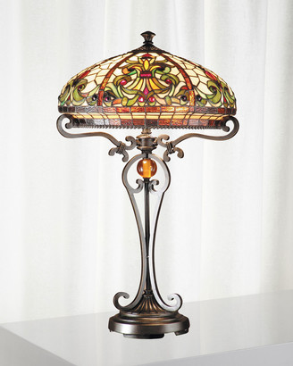 Dale Tiffany Boehme Tiffany Table Lamp