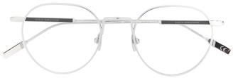 Montblanc Oval Frame Glasses