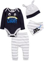 Ladybird Baby Boys 4Pc Set