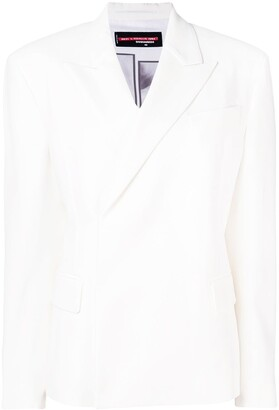 DSQUARED2 x Mert and Marcus tailored double-breasted blazer