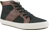Burnetie Men's Leo High Top Sneaker