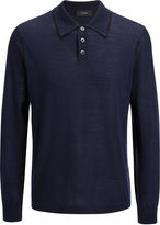 Joseph Light Merinos Polo