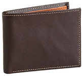 Perry Ellis Leather Billfold