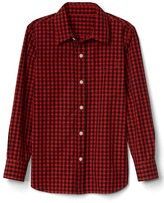Gap Gingham poplin shirt