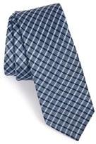 The Tie Bar Men's Check Silk Tie