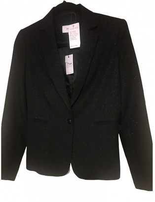 Reiss Black Jacket for Women