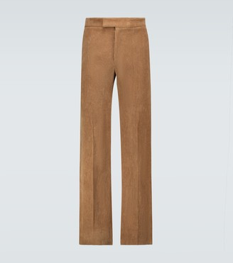 Gucci Exclusive to Mytheresa - wide-leg corduroy pants