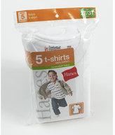 Hanes Toddler Boy 5 Pack T-Shirts