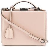 Mark Cross structured box handbag