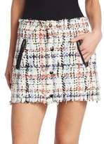 Rag & Bone Otis Tweed Mini Skirt