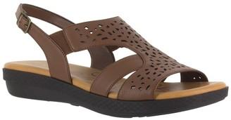 Easy Street Shoes Bolt Cutout Sandal - Multiple Widths Available