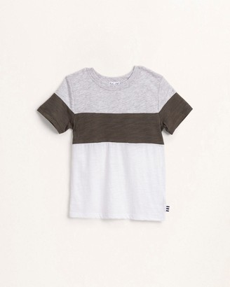 Splendid Little Boy Three Block Tee