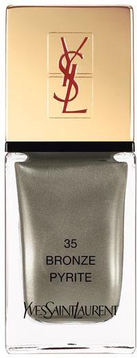 Yves Saint Laurent 'Spring 2013 Collection - La Laque Couture' Nail Lacquer