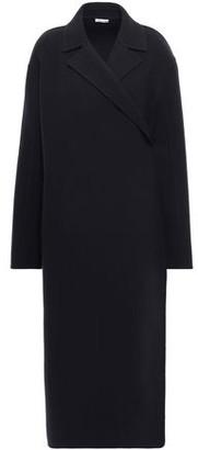 Jil Sander Oversized Belted Wool-felt Coat