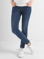 Gap Maternity demi panel true skinny jeans