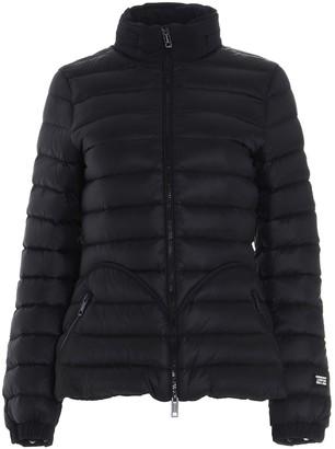Burberry Zipped Puffer Jacket