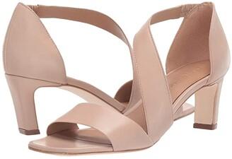Bernardo Camille (Platinum Distressed Metallic) Women's Shoes