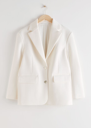 And other stories Dropped Shoulder Oversized Blazer