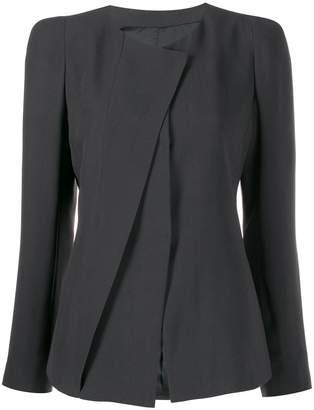 Giorgio Armani pleated jacket