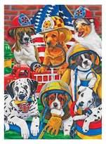 Springbok Rescue Heroes 60 Piece Jigsaw Puzzle