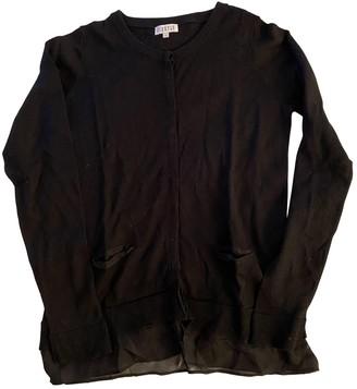 Claudie Pierlot Black Silk Knitwear for Women